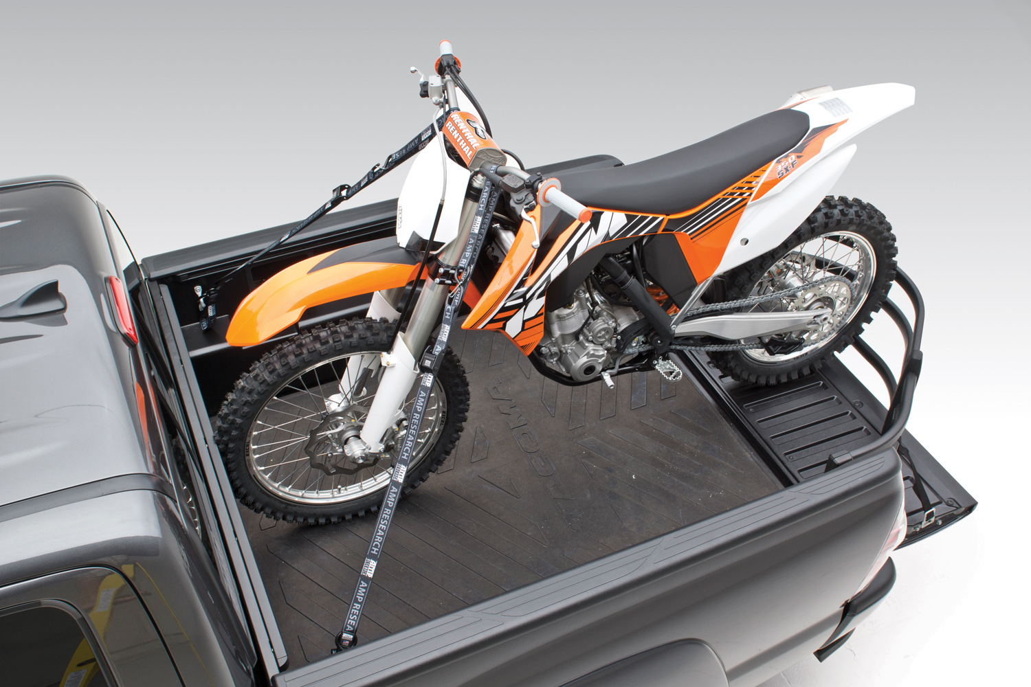AMP Research BedXtender HD Moto Truck Bed Extender - 2004 ...
