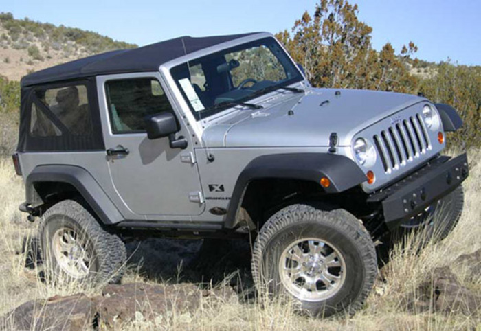 Jeep Wrangler 1. Performance Accessories   991jk   Image #2