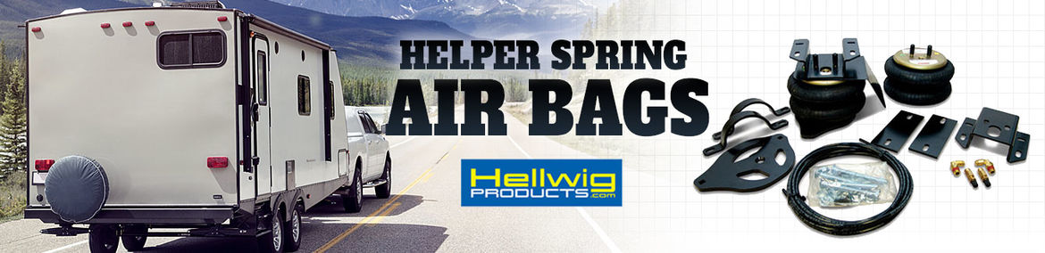Chevy  Hellwig Air Bags