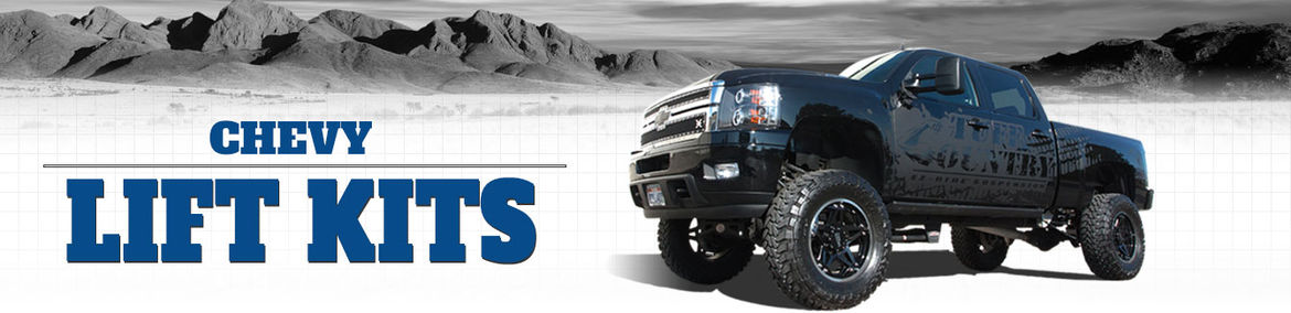 Chevy Suspension Lift Kits