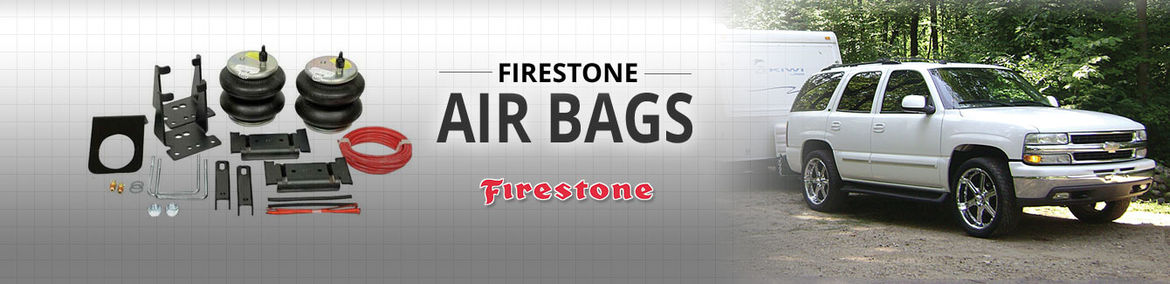 Chevy  Firestone Air Bags