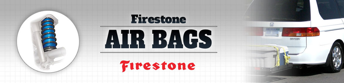 Jeep  Firestone Air Bags