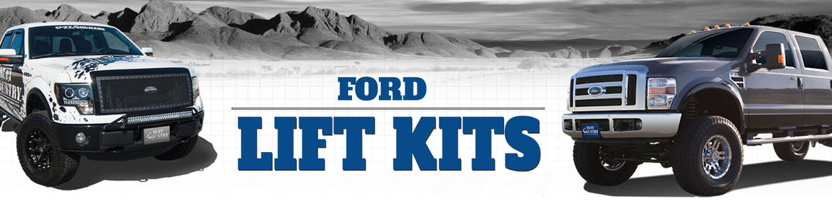 Ford Suspension Lift Kits