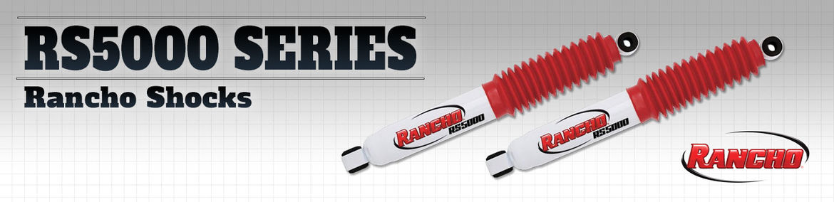 Mitsubishi  Rancho RS5000 Shocks