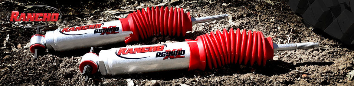 Oldsmobile  Rancho RS9000XL Shocks