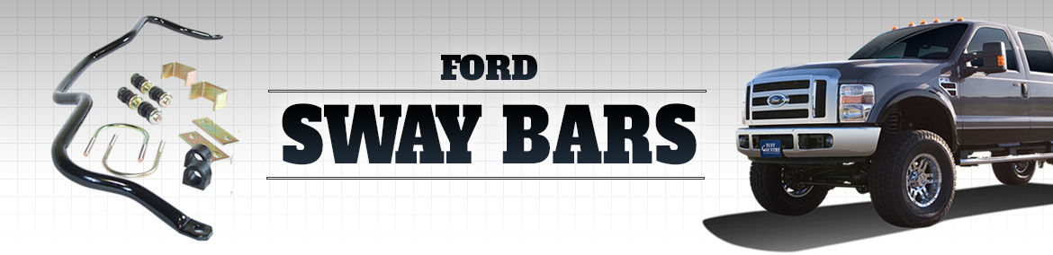 Ford  Sway Bars