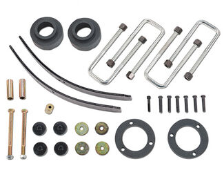 Toyota Tacoma Suspension Lift Kits