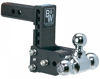Tow & Stow Hitches