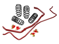 2000-2006 BMW 328Ci Convertible (RWD) - Eibach Pro-Plus Kit Lowering Springs & Sway Bars (1.2
