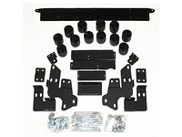 "2003-2006 Chevy Avalanche 1500 2wd & 4x4 (Without Body Cladding) - 3"" Body Lift Kit"