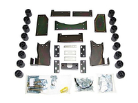"2007-2010 Chevy Silverado 2500HD (w/gas engine) 2wd & 4x4 - 3"" Body Lift Kit"
