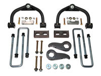 "2011-2016 Chevy Silverado 3500 / 3500HD 4x4 & 2wd - 3.5"" Suspension Lift Kit"