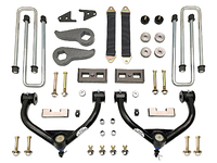 "2011-2019 Chevy Silverado 3500 / 3500HD 4x4 & 2wd - 3.5"" Lift Kit by Tuff Country (includes Dually models) (No Shocks)"