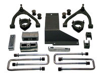 "2007-2013 Chevy Silverado 1500 4x4 - 4"" Suspension Lift Kit"