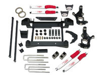 "2001-2006 GMC Sierra 1500HD 4x4 - 6"" Suspension Lift Kit"