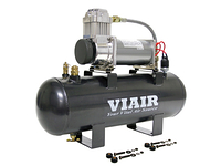 Viair #20007 - 2 Gallon Air Source Kit - 200 PSI (w/380C Compressor)