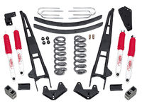 "1981-1996 Ford F150 4x4 - 6"" Performance Suspension Lift Kit (includes pitman arm)"