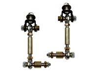 1998-2013 Dodge Ram 2500 4wd - Tuff Country Front Adjustable Sway Bar End Links (w/ heim joints)