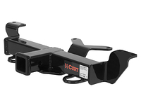 "2005-2014 Honda Ridgeline - Curt MFG ""NO DRILL"" Class 3 Trailer Hitch (FRONT Mount)"