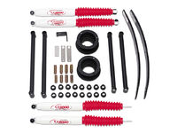 "1994-2001 Dodge Ram 1500 4x4 - 3"" Suspension Lift Kit"