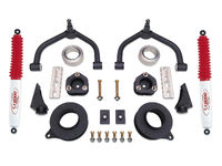 "2009-2016 Dodge Ram 1500 4X4 (excludes Mega Cab & air ride suspension) - 4"" Suspension Lift Kit - NEW!!"