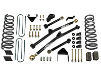 "2003-2007 Dodge Ram 3500 4x4 (Vehicles Built June 31 2007 and Earlier) - 4.5"" Long Arm Suspension Lift Kit (w/coil springs)"