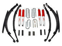 "1978-1993 Dodge Truck 1/2 ton & 3/4 ton 4x4 - 6"" EZ-Ride Suspension Lift Kit (w/ rear springs and steering block)"