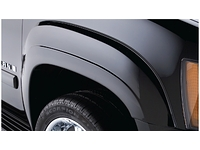 2007-2013 Chevy Avalanche - Bushwacker OE Style Fender Flares (Front Pair)