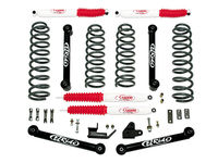 "1992-1998 Jeep Grand Cherokee - Tuff Country 3.5"" Suspension Lift Kit (EZ-Ride)"