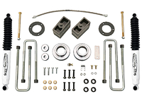 "1995-2004 Toyota Tacoma 4x4 & PreRunner - 3"" Lift Kit by Tuff Country (SX8000 Shocks)"