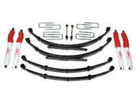 "1979-1985 Toyota 4x4 truck - Tuff Country 3.5"" Suspension Lift Kit (EZ-Ride w/rear leaf springs)"