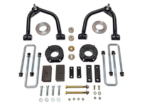 "2007-2020 Toyota Tundra 4x4 & 2wd - 4"" Uni-Ball Lift Kit by Tuff Country (Excludes TRD Pro) (No Shocks)"