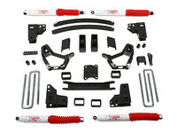 "1986-1989 Toyota 4-Runner (w/3.75"" rear u-bolts) - Tuff Country 4"" Suspension Lift Kit"
