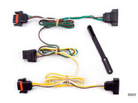2003-2011 Dodge Dakota - Curt MFG Trailer Wiring Kit