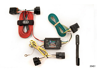 2005-2006 Jeep Grand Cherokee - Curt MFG Trailer Wiring Kit