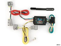 1993-1998 Toyota T100 - Curt MFG Trailer Wiring Kit (4 wire flat connection)
