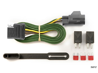 2007-2009 Chevy Equinox - Curt MFG Trailer Wiring Kit