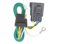 2012-2014 Land Rover - Curt MFG Range Rover Evoque - Curt MFG Trailer Wiring Kit
