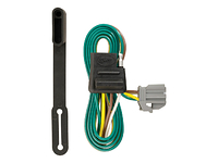 2010-2017 Chevy Equinox - Trailer Wiring Kit (OE Replacement 4-Flat)