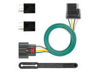 2018 Chevy Equinox - Curt MFG Trailer Wiring Kit