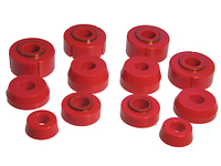 1966-1979 Ford F250 4wd - Body Mounts (12 Bushing Kit)