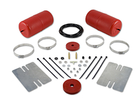 "2002-2014 Chevy Avalanche 1500 2wd & 4x4 (w/o factory auto-leveling option) - ""Air Lift 1000"" Air Bag Helper Spring Kit (Rear)"