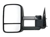 1999-2006 GMC Sierra 3500 / 3500HD & Classic 2007 - Extendable Towing Mirror / Driver side (Manual, Dual Mirror, Foldaway)