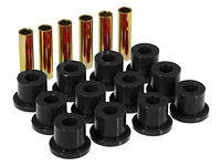 1967-1987 GMC Truck 2wd 1/2 ton - REAR Spring Eye & Shackle Bushing Kit (w/1 1/2 inch OD Frame Shackle Bushings)