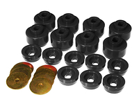 2001-2014 Chevy Silverado 2500HD 4wd (all cabs, excludes Canada models) - Body Mounts (16 Bushing Kit)