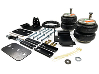 1999-2004 Ford F250  4x4 & 2wd  (with or without in-bed hitch) - Rear Suspension Air Bag Kit by Leveling Solutions