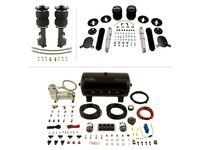 2005-2010 Chevy Cobalt - Air Suspension Combo Kit (w/4-way Manual Air Management System)