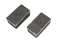 "2"" Cast Iron Lift Blocks (pair)"