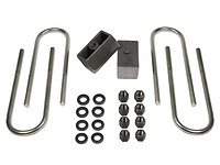 "1973-1991 GMC Suburban 1/2 ton 4wd - Tuff Country 2"" Rear Block Kit (ubolts & lift blocks)"