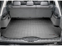 2007-2011 Toyota Yaris (3 & 5 door liftback) - Rear Cargo Liner (behind 2nd row seats)